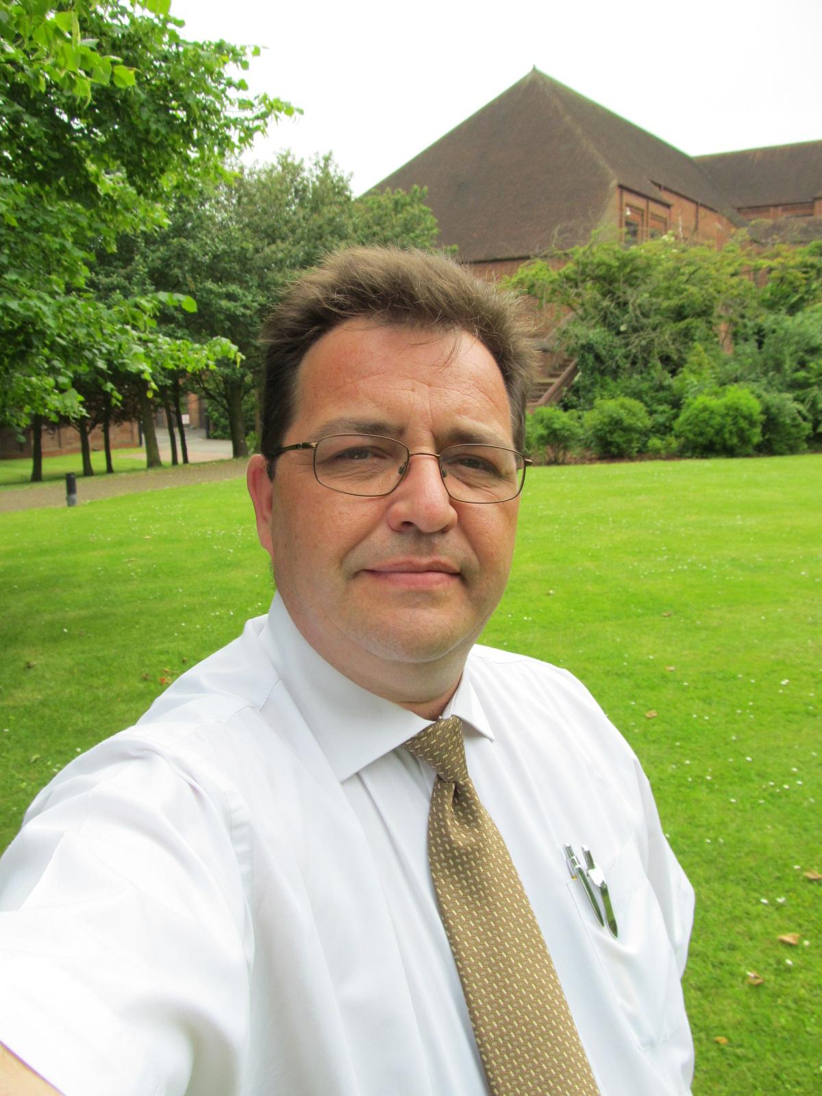 Colin Maile - Hon Treasurer